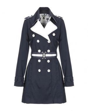 Легкое пальто DEPT. Цвет: темно-синий