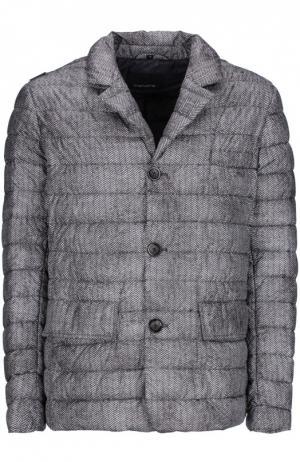 Куртка [C]Studio. Цвет: серый