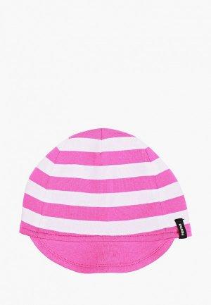 Бейсболка Reima Kilppari. Цвет: розовый