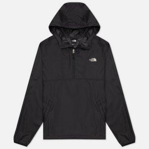 Мужская куртка анорак Cyclone The North Face. Цвет: чёрный