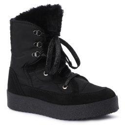 Ботинки 6166 черный ANTARCTICA