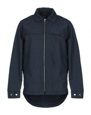 Куртка JACK & JONES CORE. Цвет: темно-синий