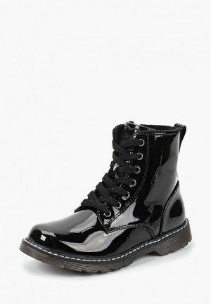 Ботинки Beppi. Цвет: черный
