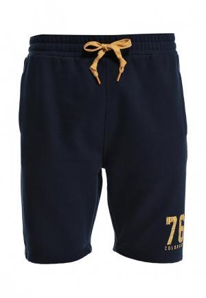 Шорты Colorado Jeans. Цвет: синий