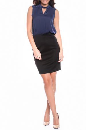 Платье Collezione di Ines. Цвет: черный