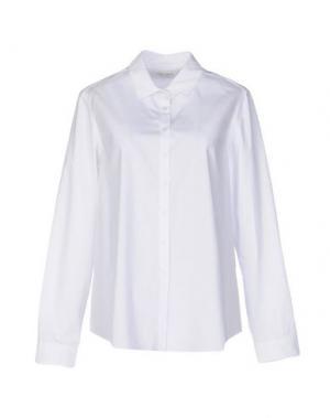 Pубашка HOLLY GOLIGHTLY. Цвет: белый