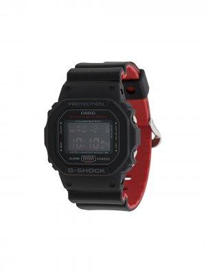 Наручные часы Digital DW5600HR-1 G-Shock. Цвет: черный