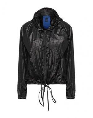 Куртка ROQUE ILARIA NISTRI. Цвет: черный
