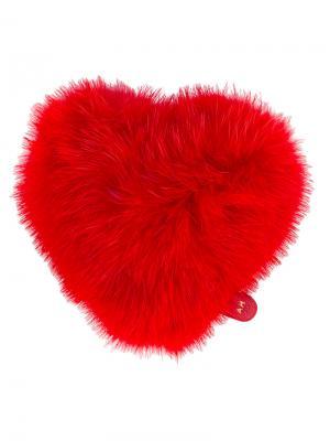 Стикер в форме сердца Anya Hindmarch