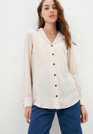 Блуза Ostin O'stin. Цвет: бежевый