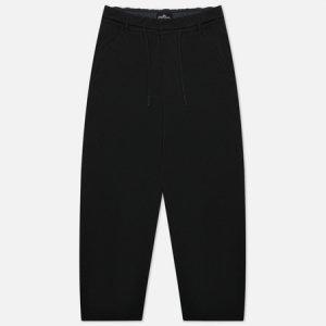 Мужские брюки Bi-Stretch R-Nylon Twill Garment Dyed Stone Island Shadow Project. Цвет: чёрный