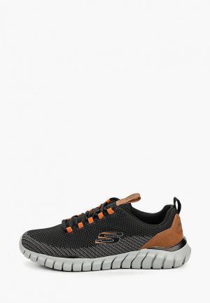 Кроссовки Skechers OVERHAUL-LANDHEDGE. Цвет: черный
