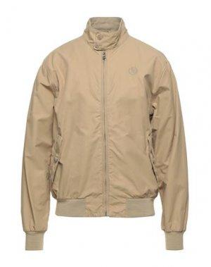 Куртка HENRI LLOYD. Цвет: бежевый