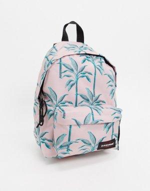 Мини-рюкзак с принтом дерева -Мульти Eastpak