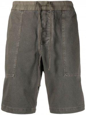 Спортивные шорты James Perse. Цвет: зеленый