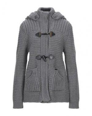 Куртка BARK. Цвет: серый