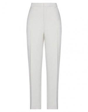 Повседневные брюки FILIPPA K. Цвет: слоновая кость
