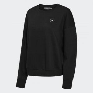 Джемпер by Stella McCartney adidas. Цвет: черный