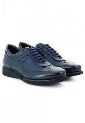 Ботинки CASTORI. Цвет: синий