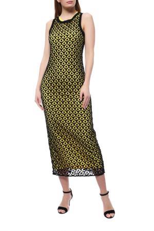 Платье JIJIL. Цвет: черный