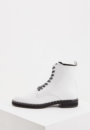 Ботинки Ballin. Цвет: белый