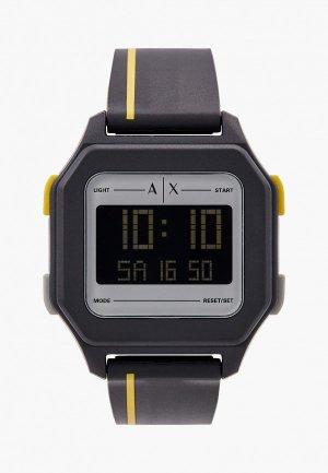 Часы Armani Exchange AX2957. Цвет: черный