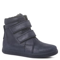 Ботинки 760152 темно-синий ECCO