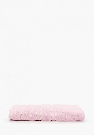 Полотенце Эго SAFIA HOME, 70х135 см. Цвет: розовый