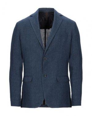 Пиджак LABORATORI ITALIANI. Цвет: грифельно-синий