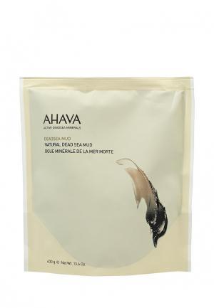Глина для тела Ahava Deadsea Mud Натуральная мертвого моря 400 гр