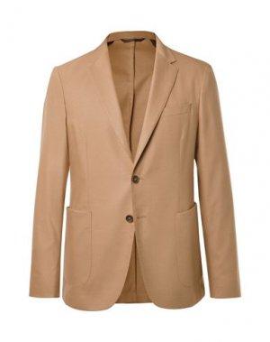 Пиджак BOSS HUGO. Цвет: верблюжий