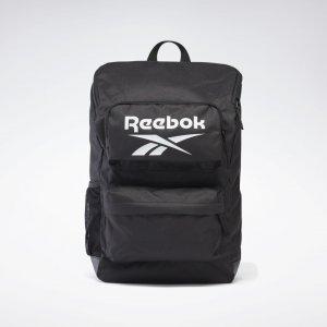 Рюкзак Training Reebok. Цвет: black