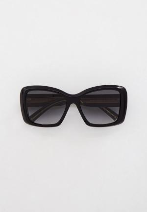 Очки солнцезащитные Givenchy GV 7186/S 807. Цвет: черный