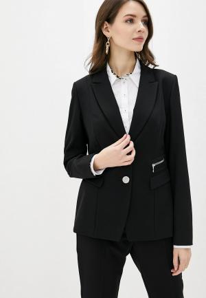 Пиджак Betty Barclay. Цвет: черный