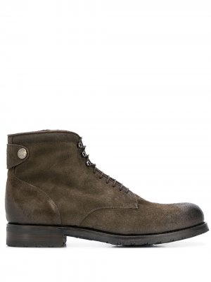 Ботинки Yago Alberto Fasciani. Цвет: коричневый