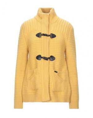 Куртка BARK. Цвет: желтый