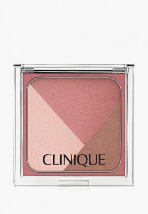 Румяна Clinique CL Sculptionary, Roses, 9 гр. Цвет: розовый