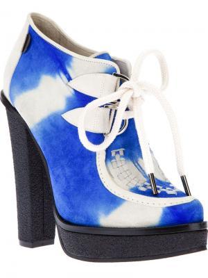 Туфли Debbie 1 B Store. Цвет: телесный