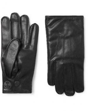 Перчатки RRL by RALPH LAUREN. Цвет: черный