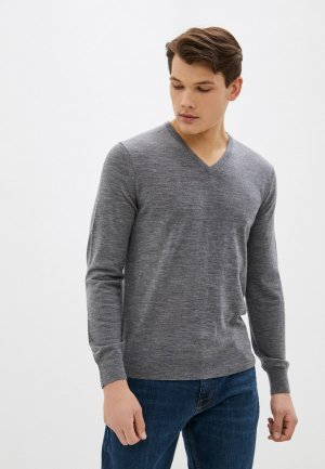 Пуловер Banana Republic. Цвет: серый