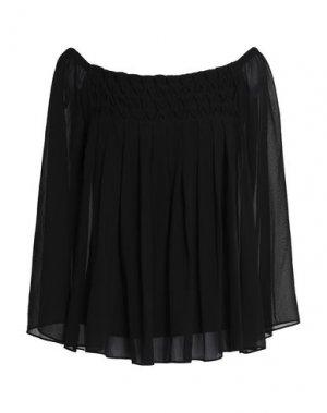 Блузка BAILEY 44. Цвет: черный