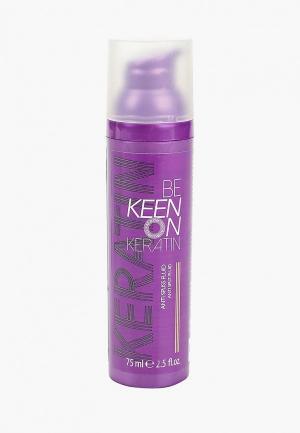 Сыворотка для волос Keen с Кератином секущихся. Цвет: прозрачный