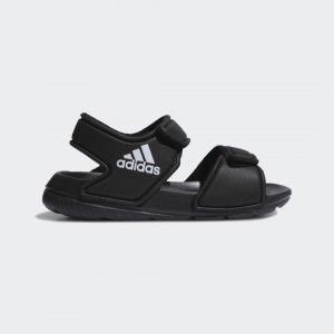 Сандалии AltaSwim Sportswear adidas. Цвет: черный