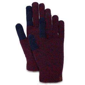 Перчатки, варежки, муфты SMUGGLERS BCH KNT TS DAHLIA Timberland. Цвет: красный