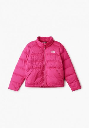 Пуховик The North Face G ANDES DOWN JACKET. Цвет: розовый