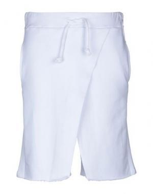 Бермуды EX-J. Цвет: белый