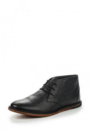 Ботинки Frank Wright WALKER. Цвет: черный