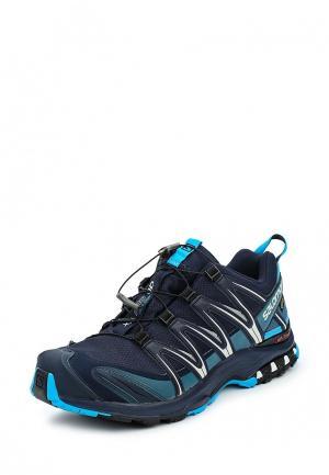 Кроссовки Salomon XA PRO 3D GTX®. Цвет: синий