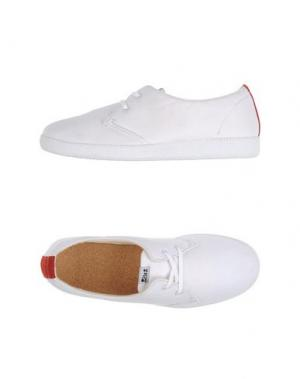 Низкие кеды и кроссовки ALIFE. Цвет: белый