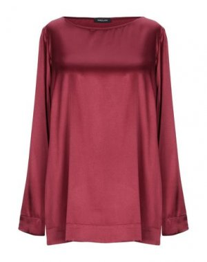 Блузка ANNECLAIRE. Цвет: красно-коричневый